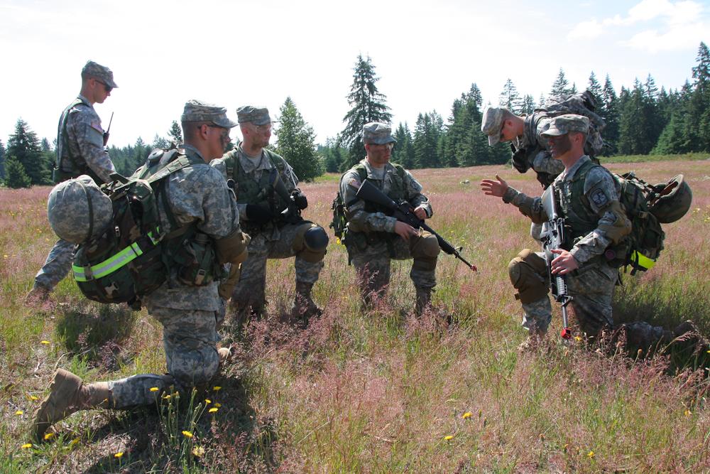 Army leadership training program 94.7