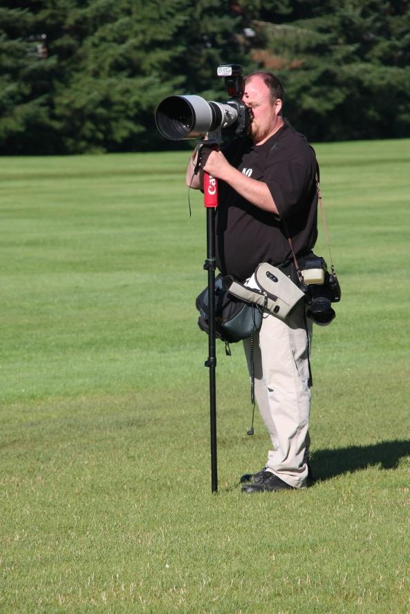 Jesse Beals, photojournalist