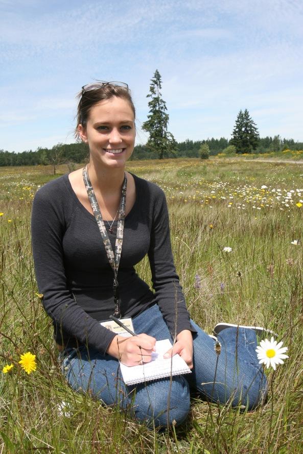 Hannah Van Ree, journalist